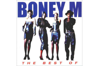 Boney M – The Best Of PRE-OWNED CD: DISC EXCELLENT
