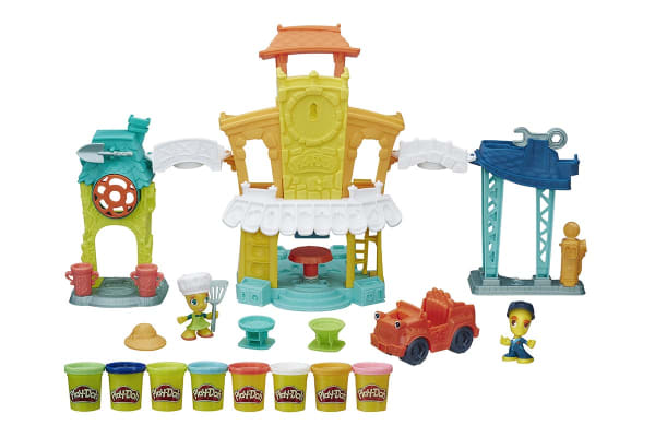 Play-Doh Town 3-in-1 Town Centre