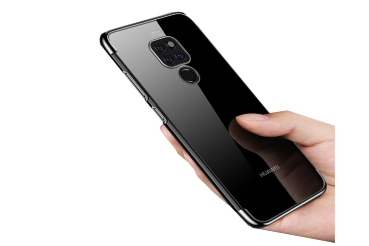 Soft Transparent Tpu Cover Ultra Thin Clear Shell For Huawei Black Huawei Honor10