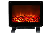 Lenoxx 1600W Electric Log Fire Heater