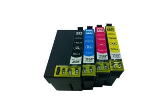 252XL Compatible Inkjet Cartridge Set
