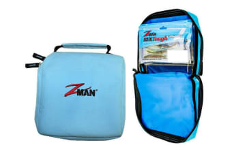 Zman Bait Binderz Soft Plastics Wallet - Zman Plastics Lure Holder