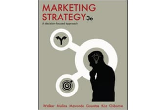 Marketing Strategy - A Decision-Focused Approach