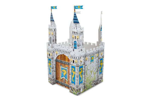 Melissa & Doug Cardboard Indoor Playhouse (Castle)