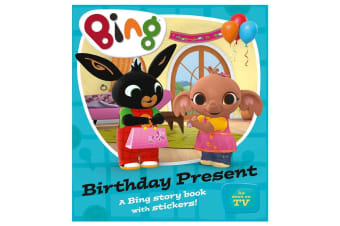 Bing Birthday Present