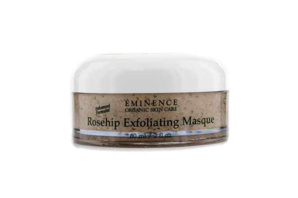 Eminence Rosehip & Maize Exfoliating Masque - Enchanced Formula (Sensitive Skin) (60ml/2oz)