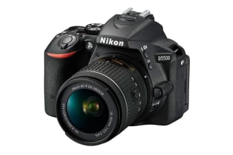 Nikon D5500 DSLR Camera kit AF-S 18-55mm f/3.5-5.6G VR II Lens