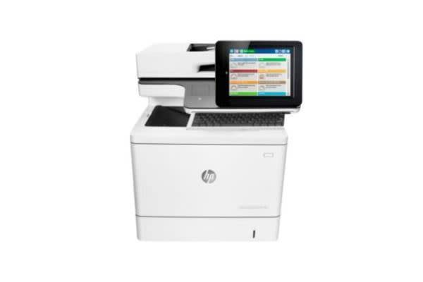 HP COLOR LASERJET ENTFLOWMFP M577Z PRNTR