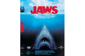 Jaws DVD Region 4