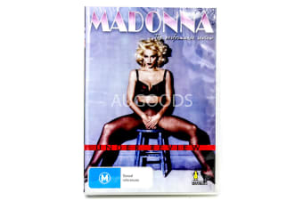 Madonna - The Performance Review - Rare- Aus Stock DVD NEW