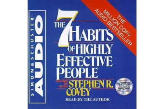 The 7 Habits of Highly Effective People CD