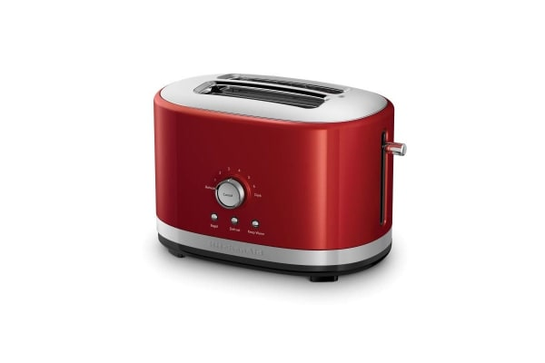 red high lever countertop p empire kitchenaid dual toasters four with controls toaster additional appliances independent lift slice manual