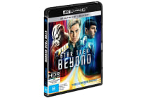 Star Trek Beyond 4K Ultra HD UHD