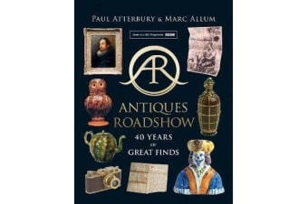 Antiques Roadshow - 40 Years of Great Finds