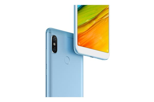 Xiaomi Redmi Note 5 AI Dual Camera (64GB, Blue)