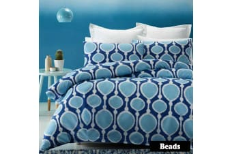 Beads Quilt Cover Set DOUBLE