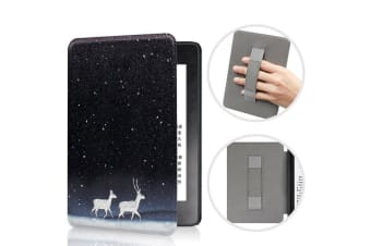 Leather Case Ultra Slim Magnetic Cover For Amazon All-new Kindle 10th Gen 2019-NO7 Pattern