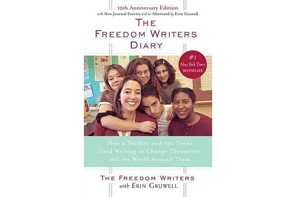the freedom writers diaries quotes 21 quotes from erin gruwell: 'don't let the actions of a few determine the way you feel about an entire group remember, not all german's were nazis', 'evil prevails.