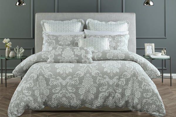 Bianca Alexandria Quilt Cover Set (King)
