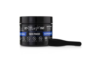 My Magic Mud Activated Charcoal Whitening Tooth Powder - Peppermint 30g/1.06oz