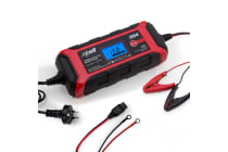9-Stage 4A Intelligent Digital Battery Charger -D94
