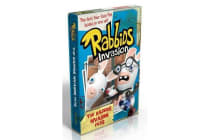 The Rabbids Invasion Files - Case File #1 First Contact; Case File #2 NewDevelopments; Case File #3 The Accidental Accomplice; Case File #4
