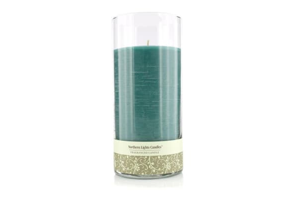 Northern Lights Candles Fragranced Candle - Ocean Breeze (7.5 inch)
