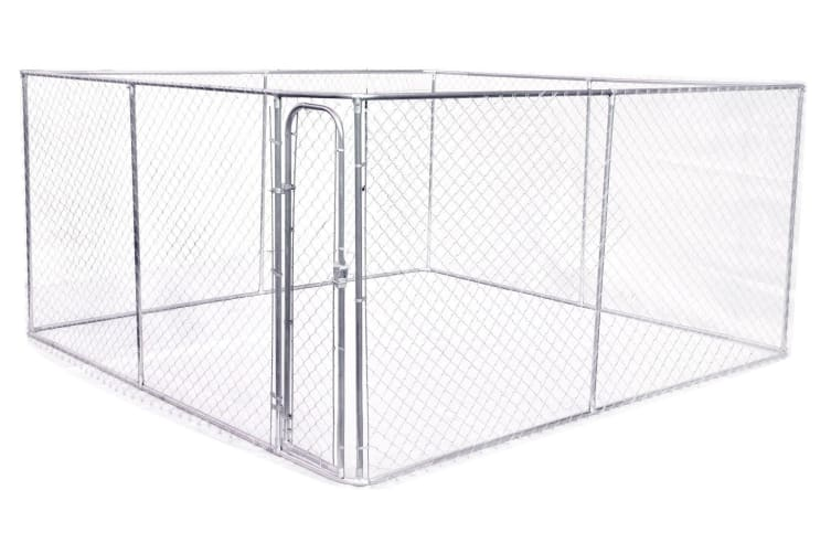 Pet Enclosure - 4 x 4m