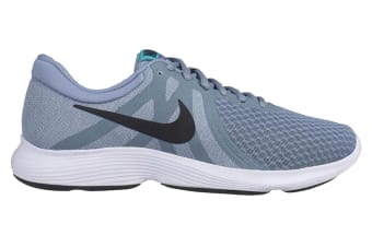 Nike Women's Revolution 4 Running Shoe (Grey, Size 7.5 US)