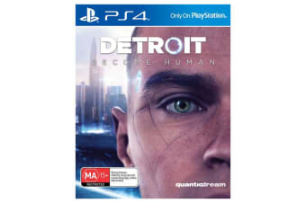 Sony Playstation 4/PS4 Detroit Become Human Edition Game Adult/Teen 15y+ for PS4