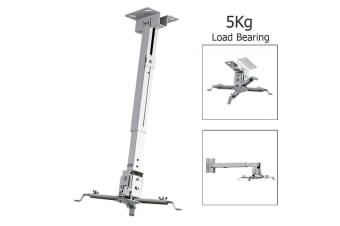Ceiling Mount Projector Bracket Universal Projection Extendable