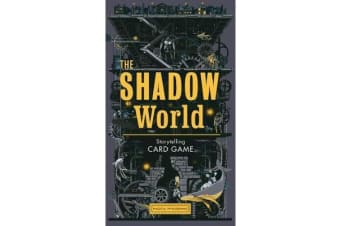 The Shadow World - A Sci-Fi Storytelling Card Game