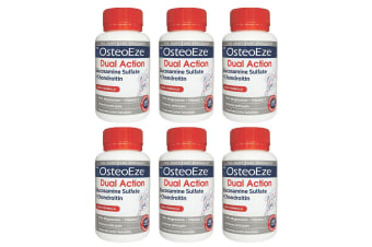 Herron OsteoEze 360 Tablet Dual Action Glucosamine Sulfate/Chondroitin f/Joint