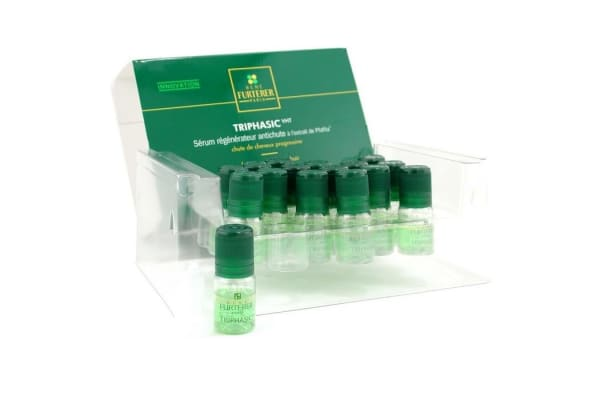 Rene Furterer Triphasic VHT Regenerating Thin Hair Serum (For Progressive Thin Hair: Hormonal and Genetic) (16x5.5ml/0.18oz)