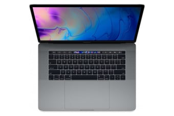 Apple 15-inch MacBook Pro 2019 9th i7 processor 16GB Ram 256GB SSD - Space Gray