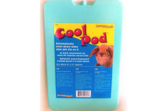 Snugglesafe Small Animal Cool Pod (Blue) (30cm x 20cm)