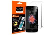 Spigen iPhone SE/5s/5 Glass Screen Protector 9H Hardness