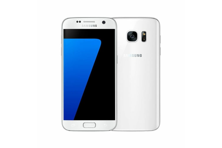 Samsung Galaxy S7 - Silver 32GB –Refurbished As New Condition