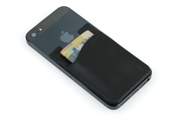 Slim ID & Credit Card Sleeve for Smartphones