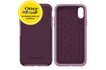OtterBox Symmetry Drop Protection Case/Cover Protect for Apple iPhone XR Violet