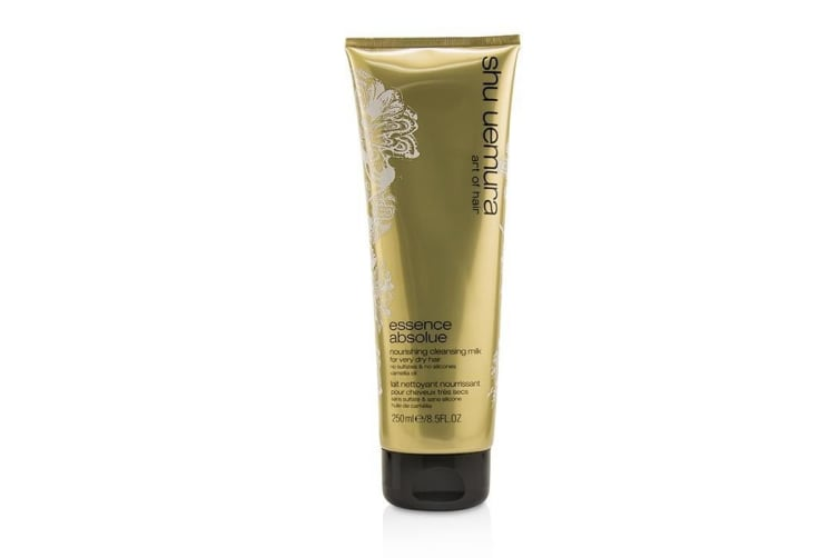 Shu Uemura Essence Absolue Nourishing Cleansing Milk (For Very Dry Hair) 250ml