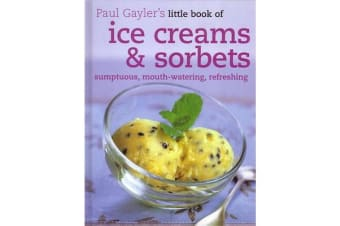 Little Book of Ice Creams and Sorbets