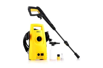 Giantz 2900PSI High Pressure Washer - Yellow