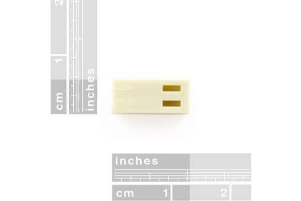 Polarized Connectors - Housing (2-Pin)