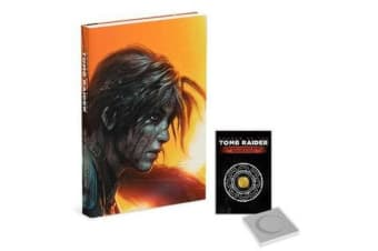 Shadow of the Tomb Raider - Official Collector's Companion Tome