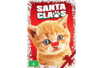 Santa Claws DVD Region 4