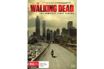 The Walking Dead The Complete First Season 1 DVD Region 4