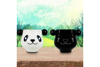 Colour-Changing Panda Mug