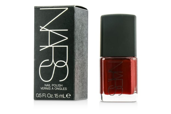 NARS Nail Polish - #Jungle Red (Classic Bright Red) (15ml/0.5oz)
