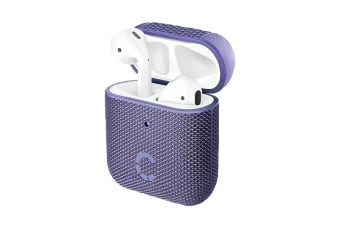 Cygnett TekView AirPods 1 & 2 Case - Lilac/Purple (CY2956TEKVI)